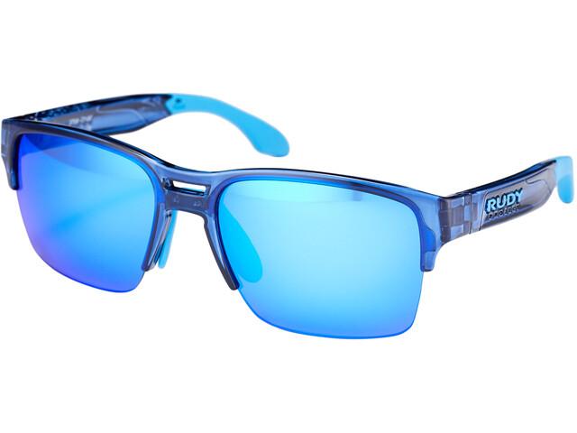 Rudy Project Spinair 58 Gafas de sol, crystal blue - rp optics multilaser blue